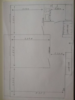 Продажа 2-к квартиры Дубравная д.49, 53.0 м² (миниатюра №3)