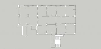 Аренда  офисно-торговые улица Братьев Петряевых д.5, корпус 1, 1200.0 м² (миниатюра №2)