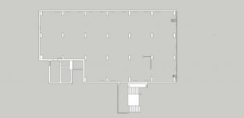 Аренда  офисно-торговые улица Братьев Петряевых д.5, корпус 1, 1200.0 м² (миниатюра №3)