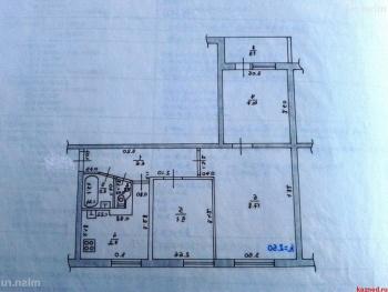 Продажа 3-к квартиры Латышских Стрелков,33, 56 м² (миниатюра №11)