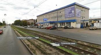 Продажа  офисно-торговые Техническая, 41а