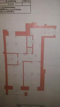 Продажа 2-к квартиры Чистопольская 72, 76.0 м² (миниатюра №13)