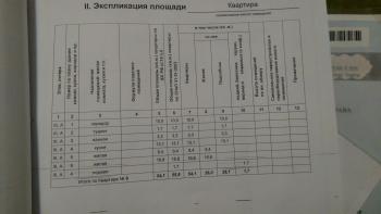 Продажа 2-к квартиры ЖК Светлый, квартал 12, д.14, 55.8 м² (миниатюра №2)