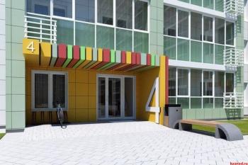 Продажа 3-к квартиры Мамадышский тракт д 1, ЖК Весна, 80.0 м² (миниатюра №6)