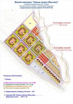 Продажа  участка Молодежная, 6.0 сот.  (миниатюра №2)