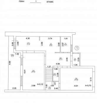 Продажа  дома Озерная 44, 750 м² (миниатюра №25)