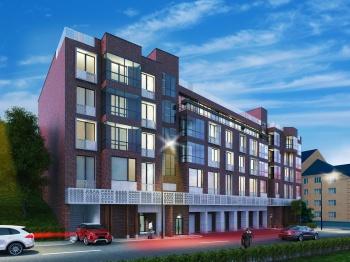 Продажа 2-к квартиры Некрасова 28, 94.4 м² (миниатюра №1)