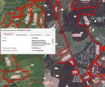 Продажа  участка Одинцовский район, КП Молоденово, 24 сот.  (миниатюра №2)