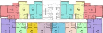 Продажа 1-к квартиры Оренбургский тракт, Дом 1.1 (Кипарис), 29.1 м² (миниатюра №2)