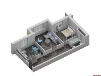 Продажа 2-к квартиры Шуртыгина, д. 7, 70.0 м² (миниатюра №1)