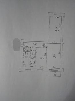 Продажа 3-к квартиры Осиново, ул. Центральная, 5, 61.4 м² (миниатюра №1)