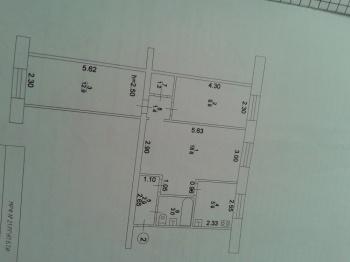 Продажа 3-к квартиры Восстания 19, 56.0 м² (миниатюра №2)