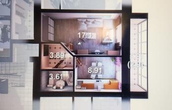 Продажа 1-к квартиры азата аббасова