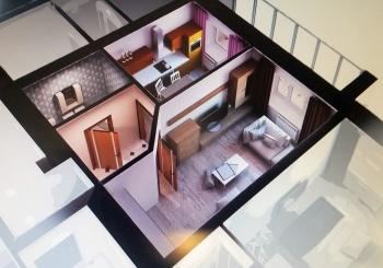 Продажа 1-к квартиры азата аббасова, 37.0 м² (миниатюра №2)