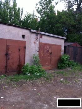 Аренда  гаража Даурская 4а