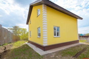 Продажа  дома пос.Самосырово ул.Мира, 108 м² (миниатюра №2)