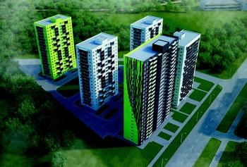 Продажа 1-к квартиры Рауиса гареева, 28.1 м² (миниатюра №1)