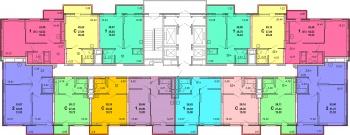 Продажа 1-к квартиры Рауиса Гареева, 36.9 м² (миниатюра №1)