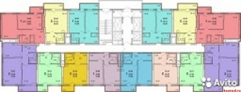 Продажа 1-к квартиры Оренбургский тракт, 43.5 м² (миниатюра №2)