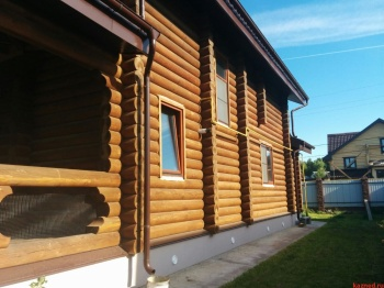 Продажа  дома Пос. Кульсеитово Светозарная д.8, 165.0 м² (миниатюра №4)