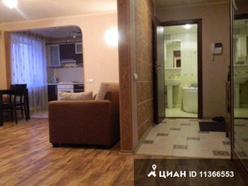 Аренда 1-к квартиры Бондаренко,156
