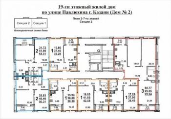 Продажа 1-к квартиры павлюхина