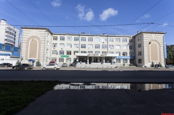 Аренда  офисно-торговые Журналистов, д.2а (Деловой центр)