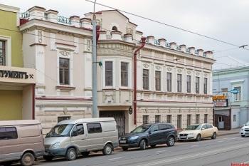 Аренда  офисно-торговые Тукая, 84