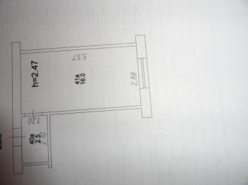 Продажа  комнаты Актайская 7а