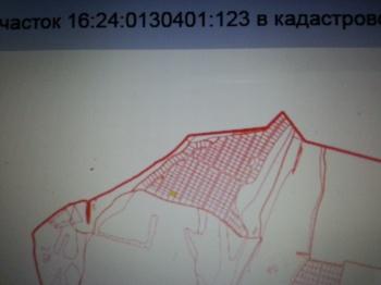 Продажа  участка Татарские Саралы