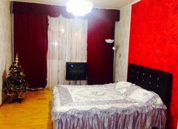 Посуточная аренда 1-к квартиры проспект победы 152