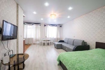 Посуточная аренда 1-к квартиры ул.Тихомирного д.1