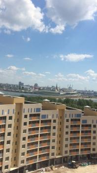 Продажа 2-к квартиры Казань, Комсомольская, секция 1