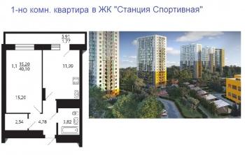 Продажа 1-к квартиры Оренбургский тракт