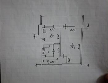 Продажа 1-к квартиры Адоратского,49