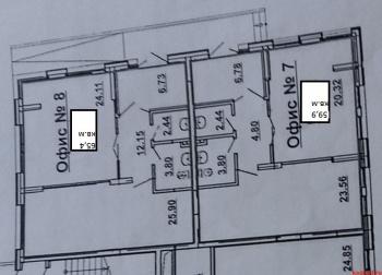 Продажа  помещения свободного назначения Павлюхина,128