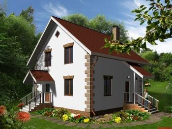 Продажа  дома П.Константиновка