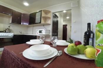 Посуточная аренда 1-к квартиры АДОРАТСКОГО д.40