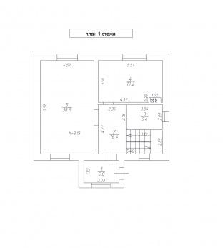 Продажа  дома  Тау Буе 33б, 160.2 м² (миниатюра №2)