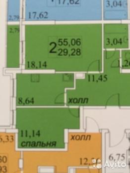 Продажа 2-к квартиры Альберта Камалеева,34а
