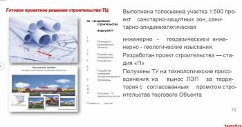 Продажа  участка Менделеева 23