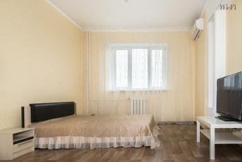 Посуточная аренда 1-к квартиры Адоратского 1а, 55.0 м² (миниатюра №3)