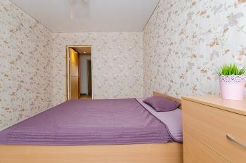 Посуточная аренда 3-к квартиры Чистопольская 43, 80.0 м² (миниатюра №3)