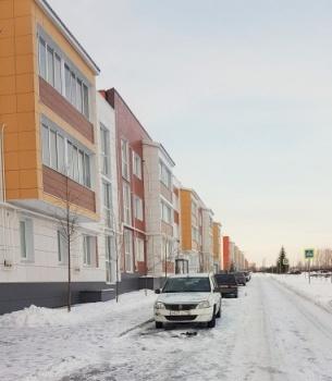 Продажа 1-к квартиры Шаляпина 16 ЖК Царево