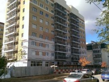 Продажа 1-к квартиры Тунакова, 45 ЖК Яшлек