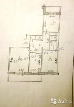Продажа 3-к квартиры Амирхана, 37