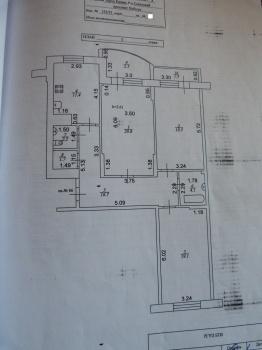 Продажа 3-к квартиры Академика Сахарова д.33