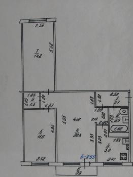 Продажа 3-к квартиры Р. Зорге, д.5а