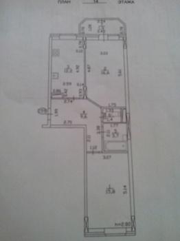 Продажа 2-к квартиры Мавлютова 42