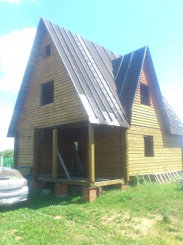 Продажа  дома Лаишевский район, Тетеево, снт Рябинка
